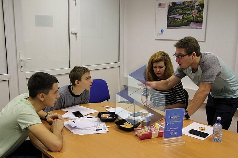 Международный образовательный центр предоставляет изучение