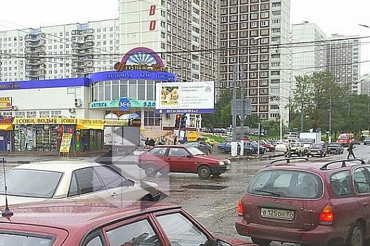 Метро зябликово торговый центр