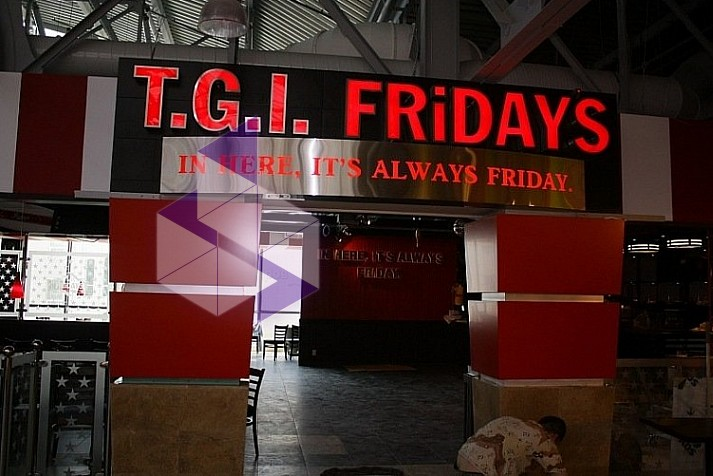 a group analysis of the operations of the t g i fridays bar and restaurant