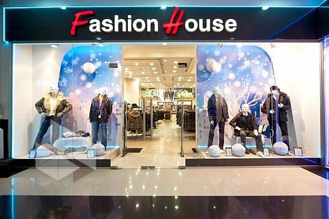 337673c3f6a3 Увеличить Магазин одежды Fashion House в ТЦ COLUMBUS. Увеличить ...