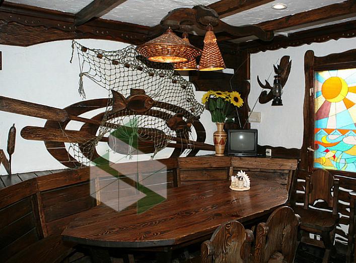 ресторан на рыбацкой улице