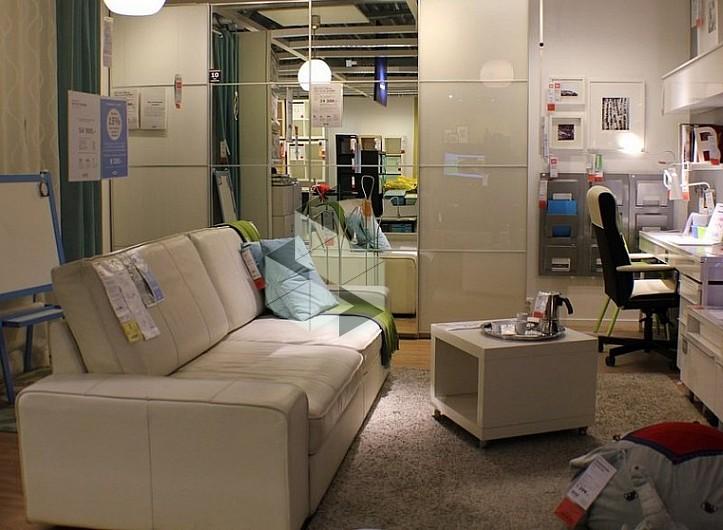 Икеа фото готовых комнат в магазинах