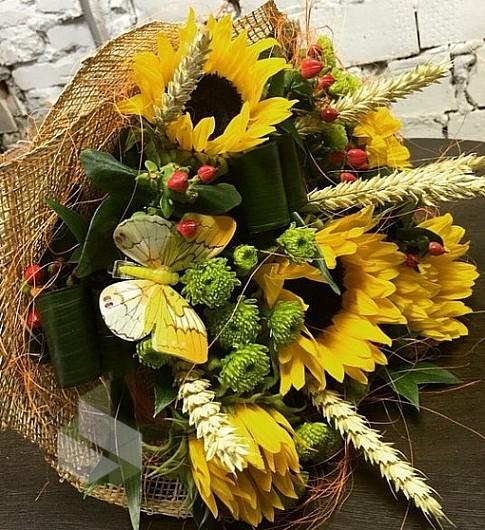 Метро войковская цветы