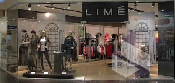 293b118c3b64 Увеличить Магазин женской одежды Lime в ТЦ Вива Лэнд. Увеличить ...