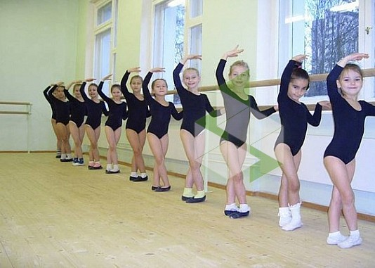 школа балета в чехове два вида одежды