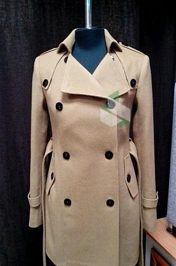 Сшить пальто на заказ с ценами 510