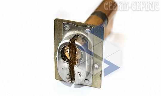 Катушка для электромеханического замка