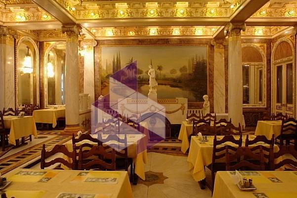 Дом ученых в москве ресторан