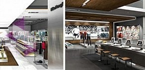 7cedc6ea Дисконт-центр Nike на улице Карла Либкнехта: официальный сайт и ...