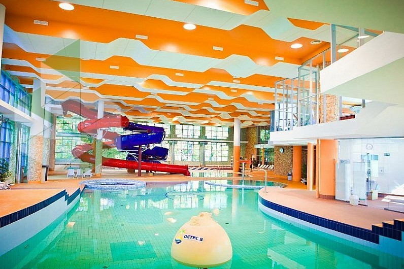 что фитнес хаус с аквапарком фото более, что