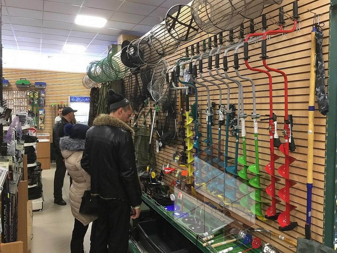 Рыболовный Магазин В Кировском Районе