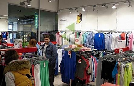 Сеть магазинов одежды ТВОЕ в ТЦ COLUMBUS  официальный сайт и ... 7bf3148380956