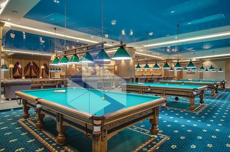 бильярдный клуб принц в москве